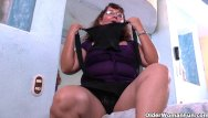 Maribel de la guardia boobs Latina granny maribel cant control her urge