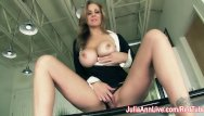 She pulled out her cock Julia ann tells you to pull out your cock