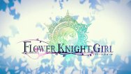 Asian bargirl trailers - Flower knight girl hentai sex game trailer