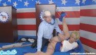 Big titty dick fuckin Presidential debate ends with everyone fuckin