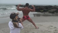 Belmar gay beach Beach muscle hunks