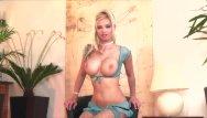 Club high photo shemale video - Caylian masturbating wearing blue thigh highs