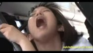 Asian fucking on the bus Jav student ambushed on a bus fucked hard