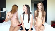 Big boobs skinny nude girls Owc: two skinny teens with big boobs have orgasms