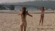 Milf non nude tubes More beach nudist video it is a non nude beach.