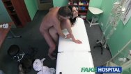 Facial varicose vein treatment Fakehospital hot tattoo patient cured with hard cock treatment