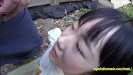 Free teen cute movie Extremely cute rin aoki one of her first movies fucked in the countryside