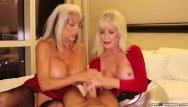 Mature online dating over 40 - Two grannies jerking you off