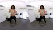 Swat adult video Realjamvr - hot swat girl shoves big baton in her pussy