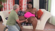 Thick girls with bog tits - Thick black girl takes fat dick
