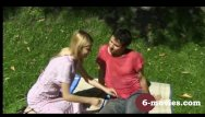 Dog licks couple having sex - 6-movies com - young german couple having great outdoor sex -