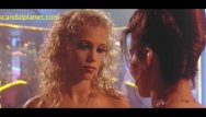 Berkleys the naked guy Elizabeth berkley poledance in showgirls movie