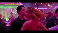 Elizabeth berklry nude Elizabeth berkley and rena riffel striptease in showgirls movie