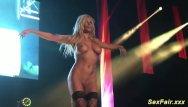 Naked stepmoms - German stepmom naked on stage