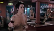 Horrible boob job - Neve campbell nude boobs in i really hate my job movie
