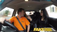 Pornstars jasmine Fake driving school readhead teen and busty milf creampie