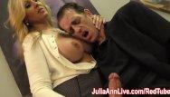 Dating sexy lady Sexy milf julia ann milks him on date night