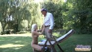 Young beautiful sex tube The icecream man gets to have sex with beautiful blonde tight ass pussy cum