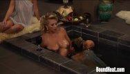 Moebius strip ii Slave tears of rome ii: massage with lesbian goddess