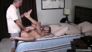 Gay straight first time Creepy old man seduced sexy straight jock into first time anal bareback
