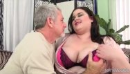 Plumper boob - Big boobed plumper holly jayde fucked good