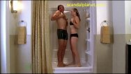 Yvonne strahovski naked Yvonne strahovski sex under the shower in chuck series scandalplanetcom