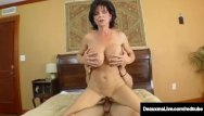 Live matures - Mature milf, deauxma, has boy toy over for deep ass fucking