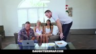 Hypnotized erotic secretarys Daughterswap - hot daughters hypnotized by dads