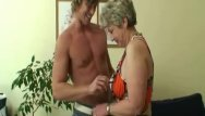 Granny pussy shaved - He drills her shaved old snatch