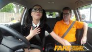 Adult spanish lessons crossville tn - Fake driving school - sexy spanish learner sucks big cock for lessons