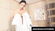 Naked hottub Penthouse pet jelena jensen teases us in a hottub in france