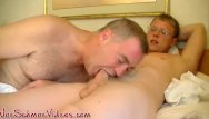 Gay sucking dick free videos Lusty eric and joe have a dick sucking party in bed