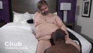 Movies gay mature chub Fat daddy husky cub