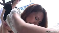 Skinny teen bos tubes - Skinny asian teen has her trimmed fuck tube fiercely drilled
