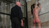 Black white and yellow striped caterpillar - Strict whipping of amateur slave lolani and spanking punishment of striped