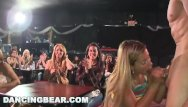 Dancing naked women - Dancing bear - real women, real horny, sucking big dicks in a cfnm party