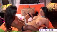 Ass st Intimate lesbians - missy martinez and trinity st. claire fuck each other