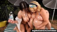 Pornstar erika lockhart Bbws angelina castro sam gg lexxxi share dirty camp tales