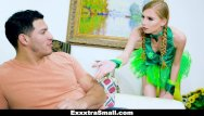 Patty busty Exxxtrasmall - st. pattys day fucking with ava harper