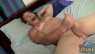 Gay male dudes cock Dreadlocks dude playing with fleshlight