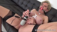 Teen being felt up - Milf sonia makes her pussy squirt while being tied up