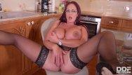 Busty redhead suck Curvy kitchen masturbation - sultry brit sucks massive tits
