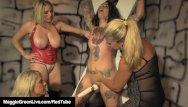 Pleasure slave manowar - Mistress maggie green 2 gfs whip pleasure tattooed slave