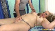 Penis genital origami Older blonde summer has her body and genitals massaged