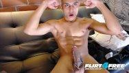 Free twink latino porn Flirt4free - christopher colt - chiseled latino has amazing monster cock