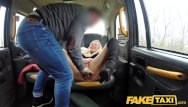 How to lick michelles sweet pussy - Fake taxi sweet blonde milf fucked through ripped tights on back seat