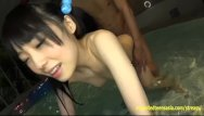 Swimming pool parties adults only swingers Tsuchiya asami skinny jav idol fingered and fucked in the swimming pool