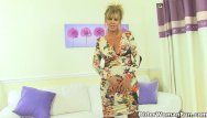 Scottish wife fucked - Scottish milf toni lace fucks a cucumber in bathroom
