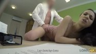 Vagina anal cameras Loan4k. its not a casting but kristys pussy is fucked on camera