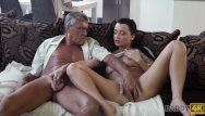 Management of dyslipidemia in adults Daddy4k. skillful old man manages to fuck comely brunette on sofa